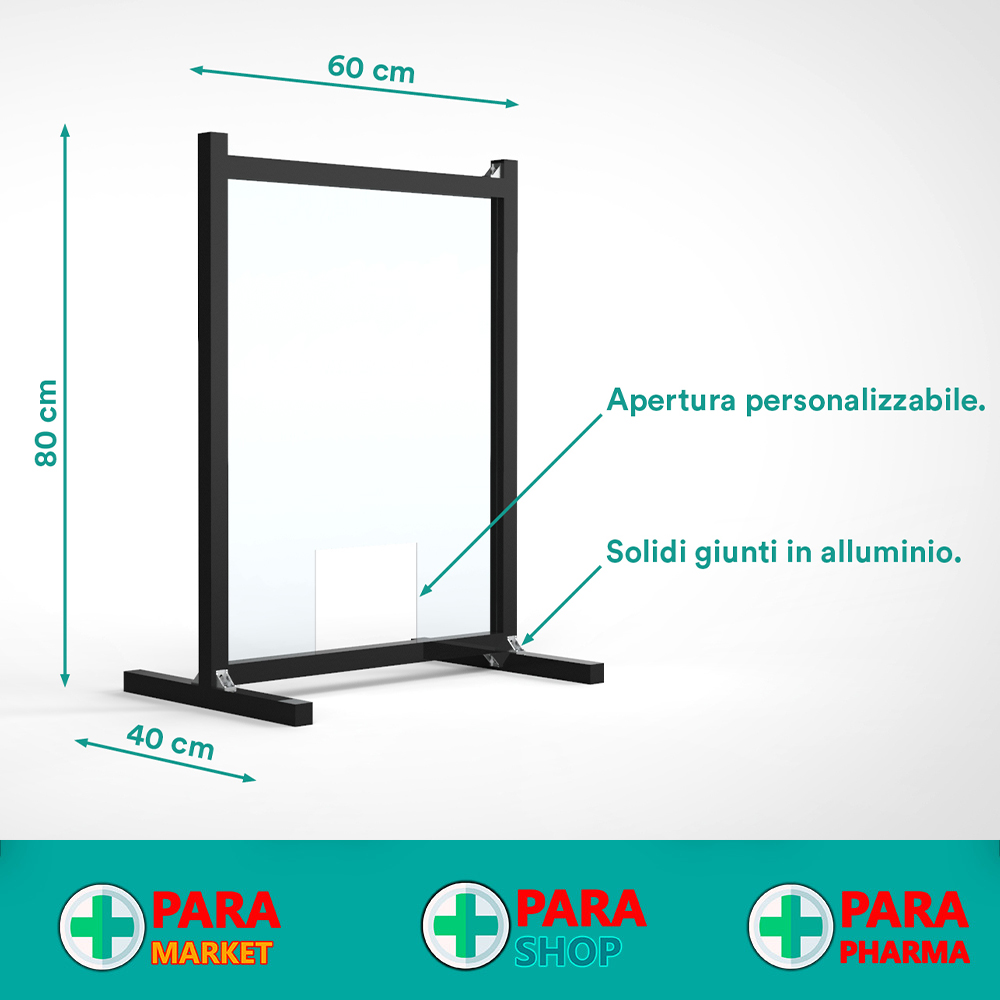 Parafiato Essential in PVC - 60x80