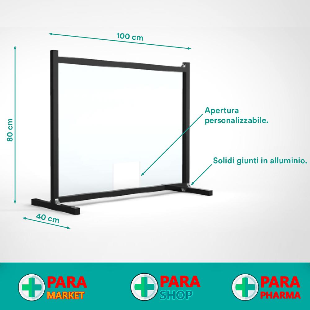 Parafiato Essential in PVC - 80x100