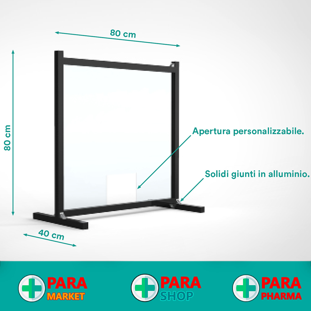 Parafiato Essential in PVC - 80x80