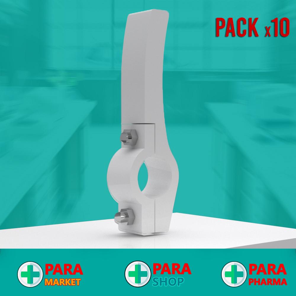 Maniglia ANTICOVID NO TOUCH #4 - Pack x10