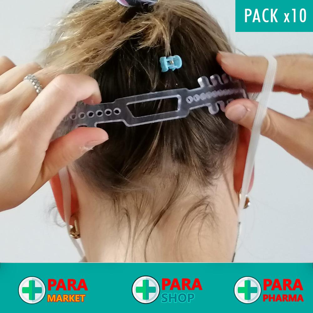 Supporto per Mascherina - Pack x10